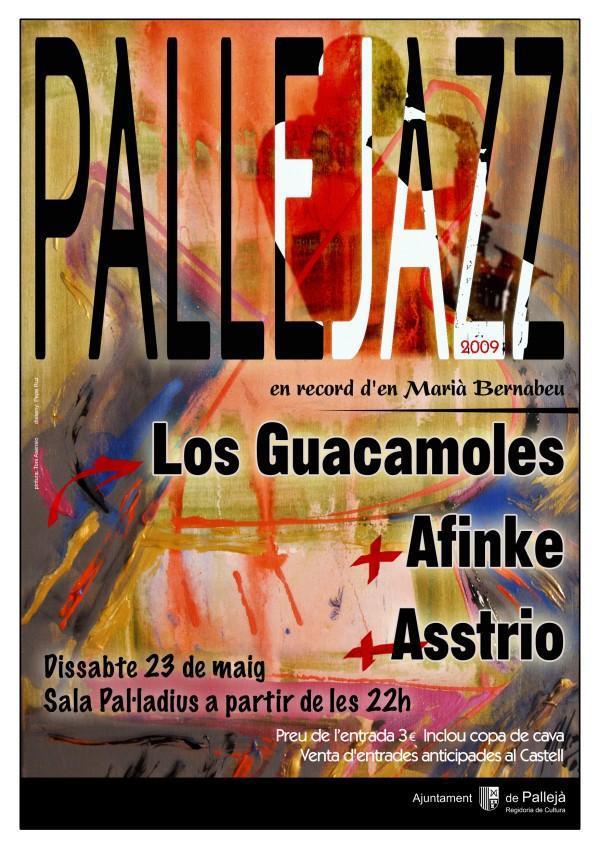 Cartell Pallejazz 2009