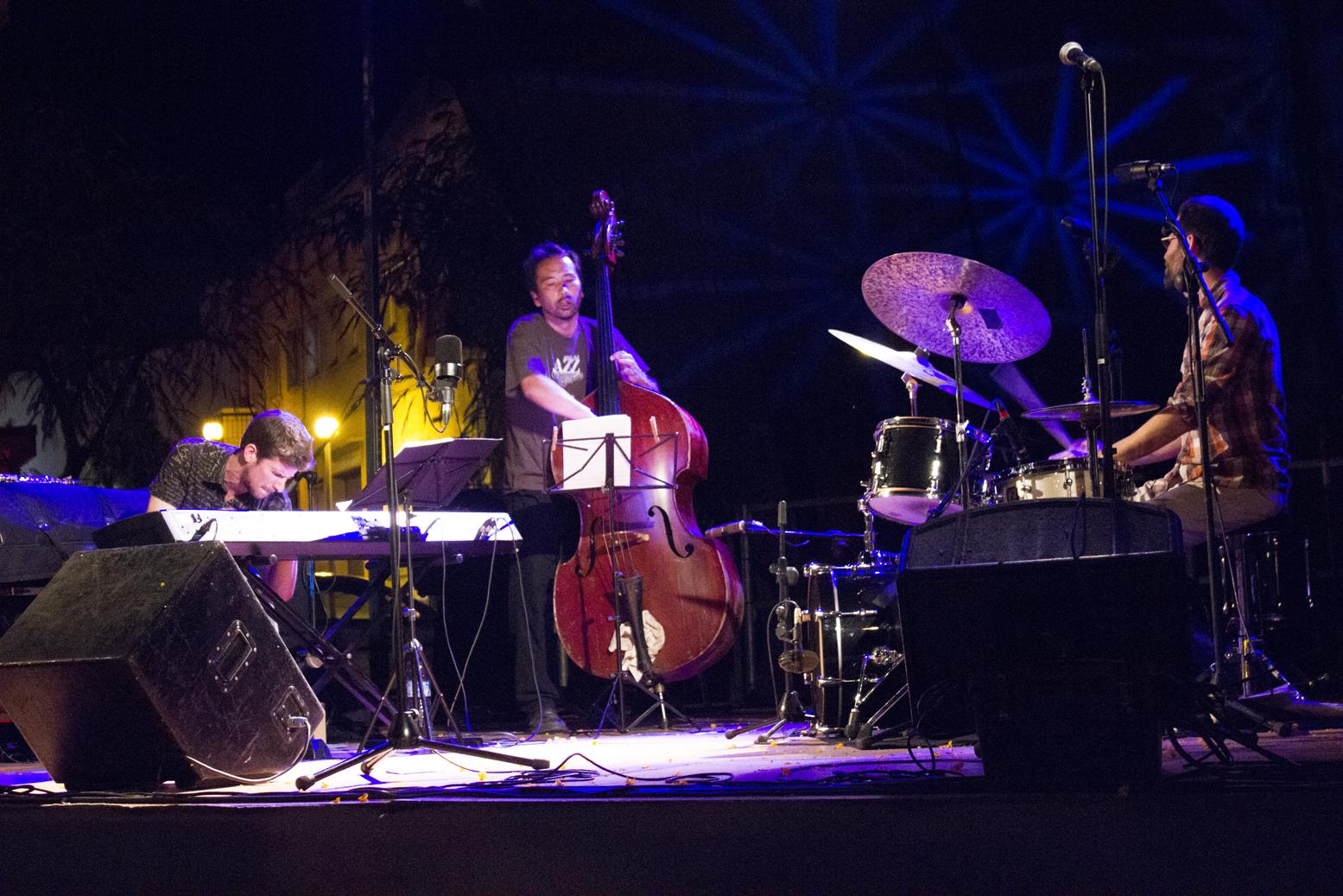Miguel Fernández Quartet