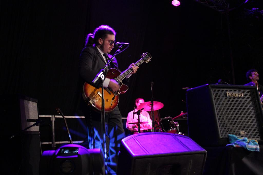 Jordi Rodríguez 'The Slingshots'