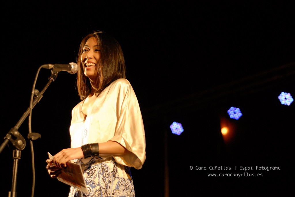 Vanessa Castro al Pallejazz 2014