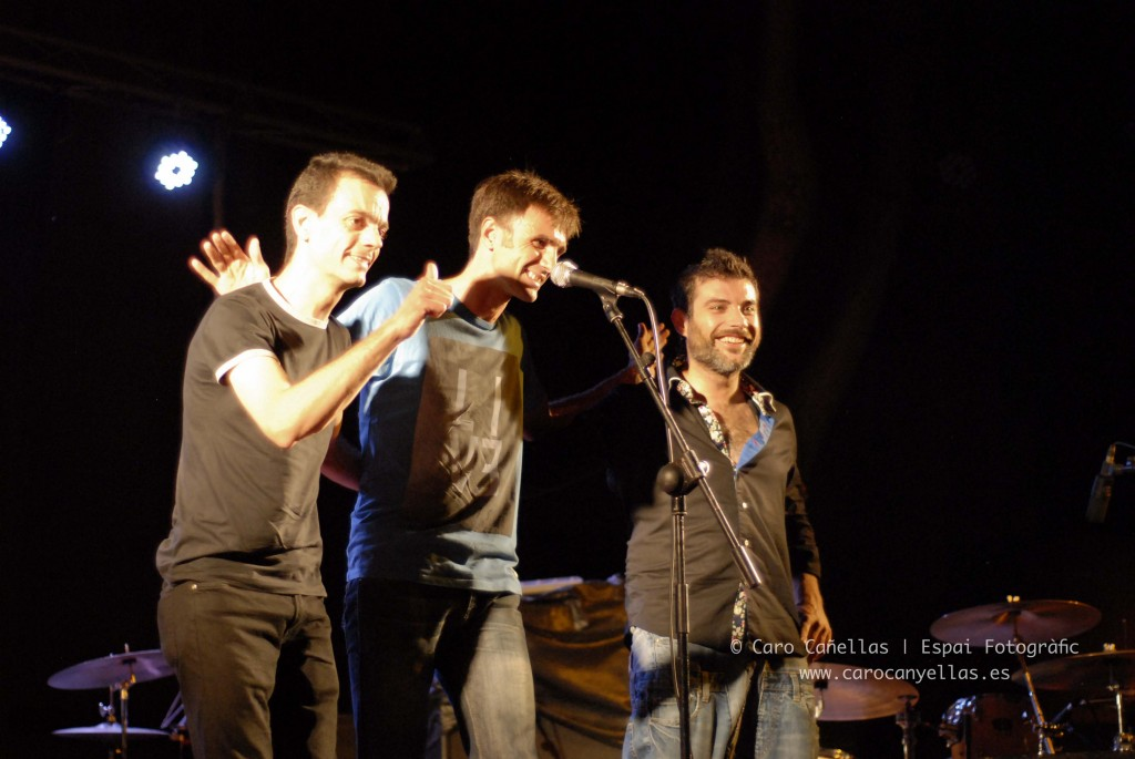 Guadiana's Trio al Pallejazz 2014