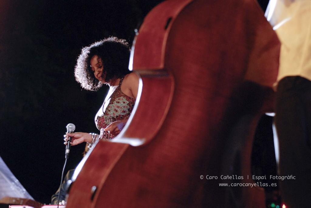 Violetta Curry al Pallejazz 2014